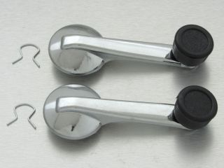 72 80 Isuzu KBD 20 Bedford KB Chevrolet Luv Pair Window Crank Handle
