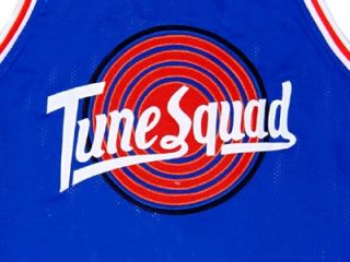 Bugs Bunny Tune Squad Space Jam Jersey Blue Any Size