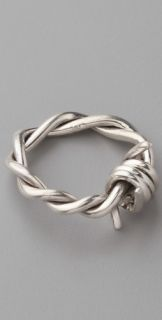 Mima Barb Wire Ring