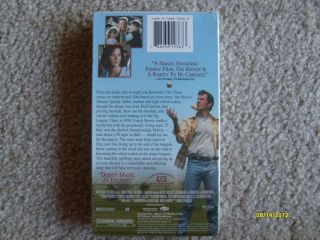 Brand New SEALED Disney The Rookie VHS Movie Video Tape Dennis Quaid