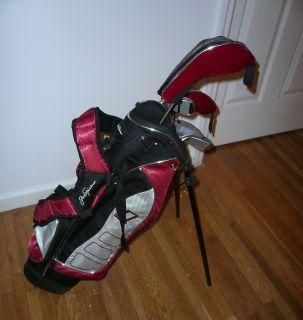 Jack Nicklaus Q4 Junior Golf Club Set w Stand Bag L K