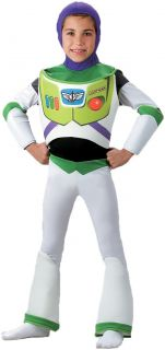 Toy Story Buzz Lightyear Child Halloween Costume Party