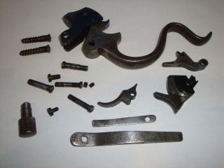 Stevens 22 Long Rifle Parts
