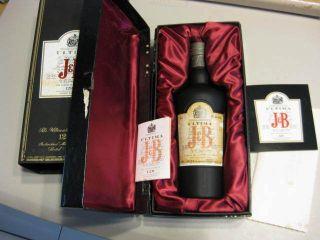 Ultima Blended Scotch Whisky bottle discontinued single malt
