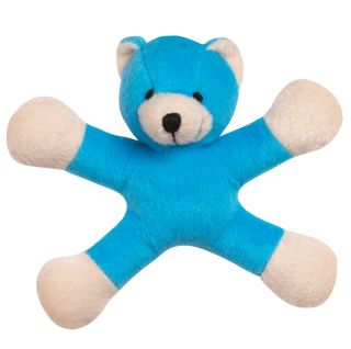 Sale 4 PC Set Grriggles 5 Teddy Jacks Plush Small Dog Toys 4 Pack Lot