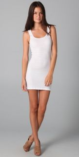 James Perse Long Rib Tank Dress