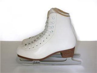 Jackson Figure Ice Skates Mystique Girls Size 3 5