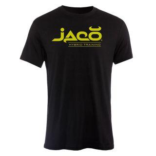 Jaco Clothing MMA UFC HT Crew Suga Rashad Black Mens Tee Shirt 3XL