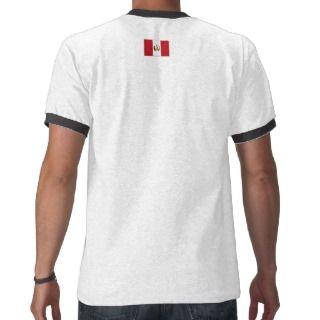 hecho EN Peru   gorro T shirts