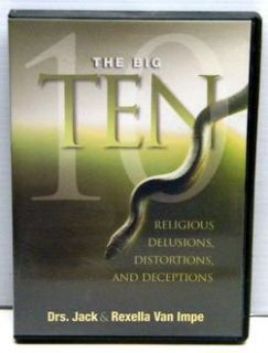 Delusions Distortions Deceptions DVD Jack Van Impe Ministries