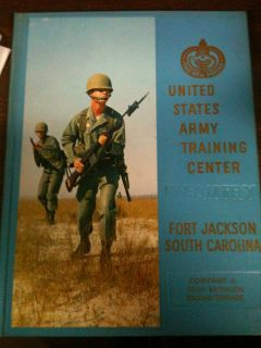 Army Infantry Training Center Fort Jackson South Carolina Vietnam
