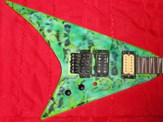 Jackson Randy Rhoades Guitar Body