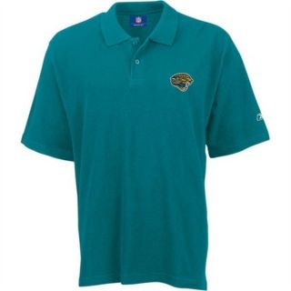 Jacksonville Jaguars New NFL Team Logo Pique XL Polo Golf Shirt