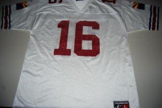 Jake Plummer Arizona Cardinals Jersey White Large