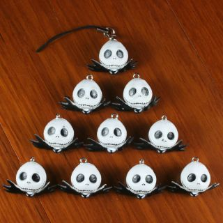10pcs Jack Skellington The Nightmare Before Xmas Wedding Charms