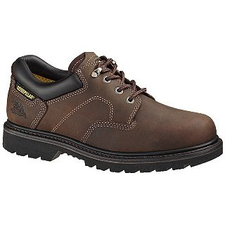 CAT Footwear Ridgemont Soft Toe   P73238   Occupational Shoes