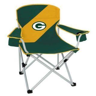 Green Bay Packers NFL Big Boy Tailgate Football Camping Beach Chair