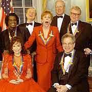Kennedy Center Honors 2004 DVD Carol Burnett Julie Andrews Loretta