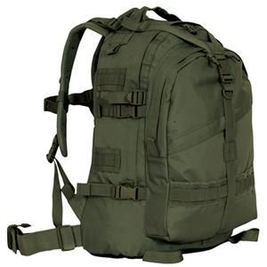 Fox Outdoor Olive Drab Large Transport Pack Tactical Military Backback