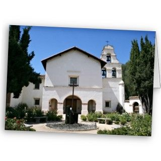 Taken by me in 2007, Mission San Juan Bautista is simply one of the