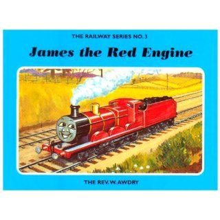 James the Red Engine (Railway)