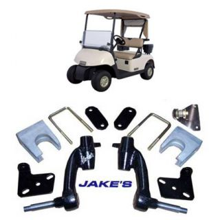 EZGO RXV Gas Golf Cart Jakes 6 Spindle Lift Kit 7212