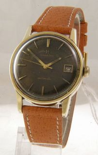 Vintage Hamilton 300 Gold Plated Automatic Gents Watch O31