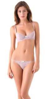 Jenna Leigh Cove Unlined Demi Bra