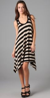 Wilt Stripe Angle Tank Dress