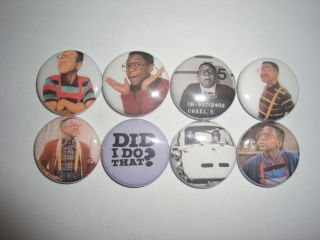 Pins Badges Family Matters Jaleel White Nerd Geek 90s TV
