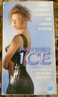 Traci Lords Ice VHS