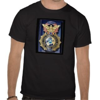 Air Force Security Police GWOT Tshirt