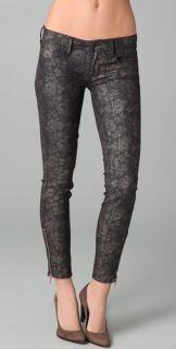 Genetic Denim Laurel Ankle Zipper Cigarette Jeans