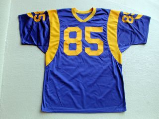 Jack Youngblood Los Angeles Rams Jersey Autographed