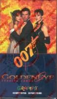 James Bond Golden Eye Trading Cards 3 Boxes