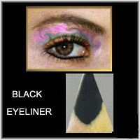 Pure Mineral Eye Liner Pencil Black