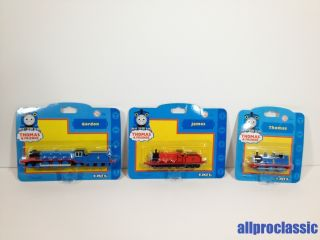 The Tank Ertl Diecast Set of 3 James Gordon Thomas New RARE