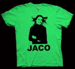 Jaco Pastorius T Shirt Weather Report Mingus Davis LP