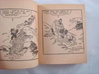 1946 Little Better Book Walt Disney Donald Duck and Ghost Morgans