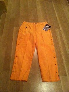 New Honey Jamie Sadock Golf Pants Size 2