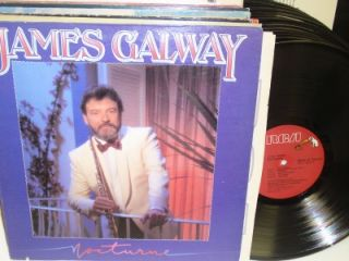 James Galway Nocturne LP RCA ARL 4810 Gatefold Vinyl Record Album