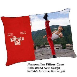 New Jaden Smith Karate Kid Pillow Case Bedroom Gift