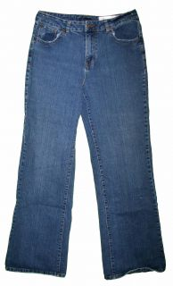 Jag Sz 14 Womens Blue Jeans Denim Pants Stretch HK38