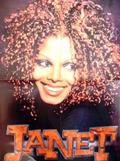 Janet Jackson Enrique Iglesias Mega Poster