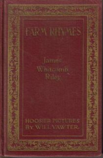by james whitcomb riley illustrated by will vawter bobbs merrill