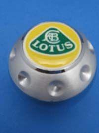 Lotus Automobile Auto Car Logo Aluminum Gear Shift Knob 247