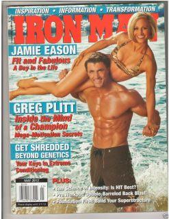 Bodybuilding Fitness Magazine Jamie Eason Greg Plitt 5 12