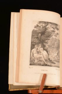1794 The Seasons James Thomson with Essay by Aikin Illustrated