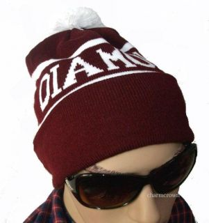 Diamond Supply Co Hip Hop bboy Knitting Wool Warm Winter Bobble Beanie