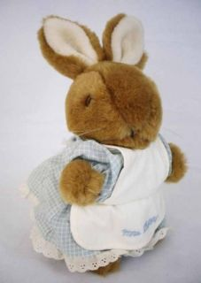 Peter Rabbit Eden Mrs Rabbit Plush Toy 11